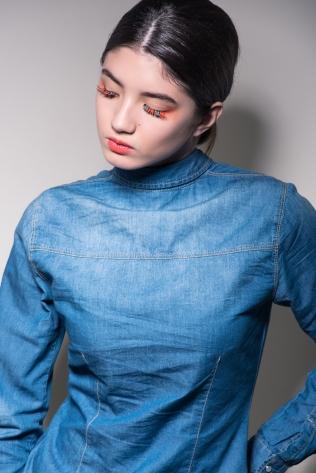 Make-up & Hairstyling: Telma Medinas; Modelo: Karol Carneiro - One Models; Fotografia: Tiago Martins; Coordenação e Styling: Leonor Silva