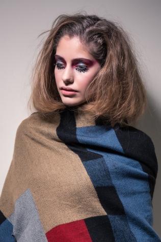 Make-up & Hairstyling: Patrícia Oliveira; Modelo: Vanessa Machado - One Models; Fotografia: Tiago Martins; Coordenação e Styling: Leonor Silva